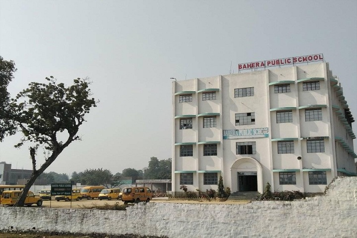 Bahera Public School-Campus View
