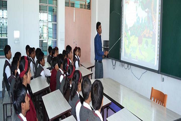Bahera Public School-Classroom Smart