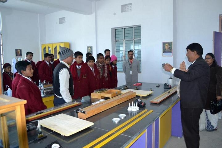 Bahera Public School-Laboratory Physics