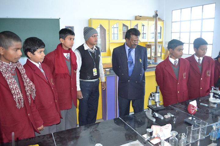 Bahera Public School-Laboratory