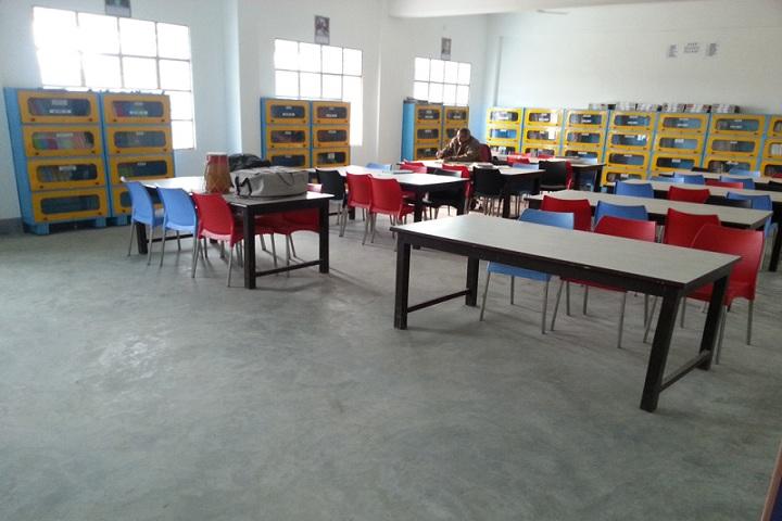 Bahera Public School-Library
