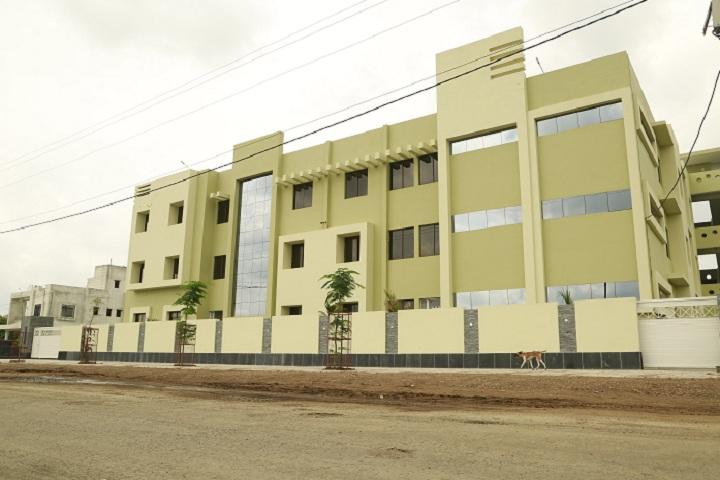 Paras Vidya Vihar-Campus View