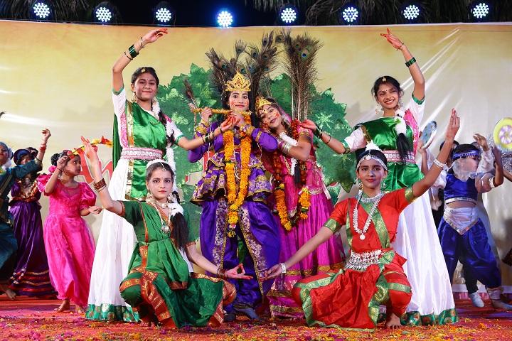 Paras Vidya Vihar-Annual Celebration