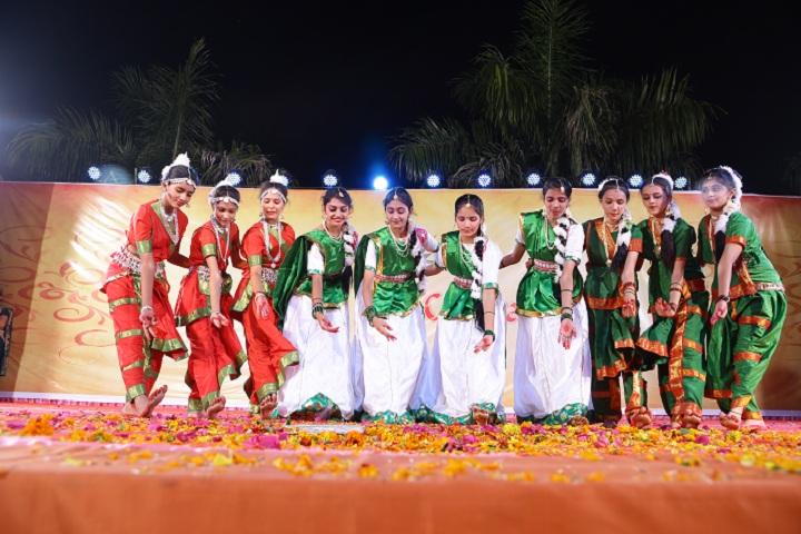 Paras Vidya Vihar-Dance