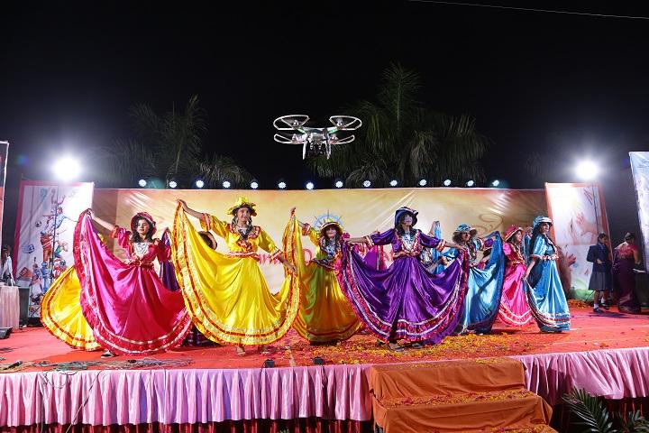 Paras Vidya Vihar-Cultural Programme