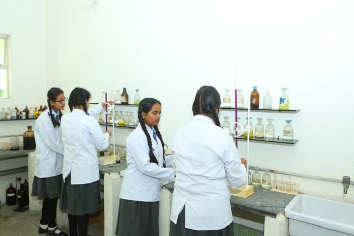 Paras Vidya Vihar-Chemistry Lab