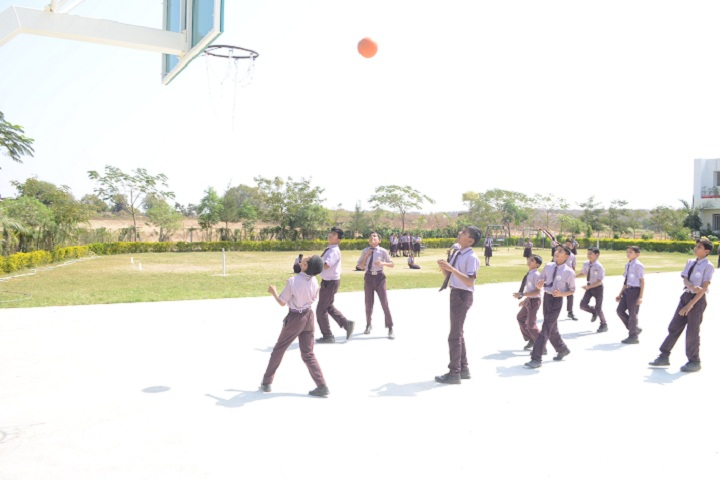 Parents Pride International School-Basketball Court