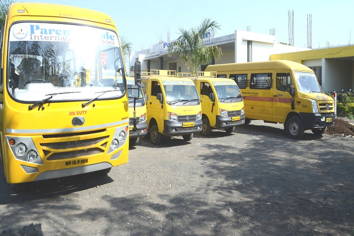 Parents Pride International School-Transport