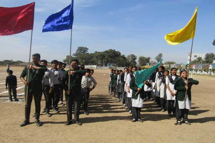 Patel Public School-Ceremory
