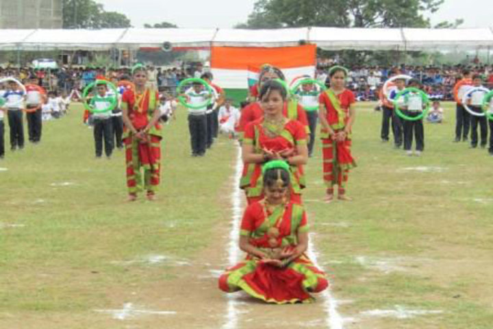 Patel Public School-Independence Day
