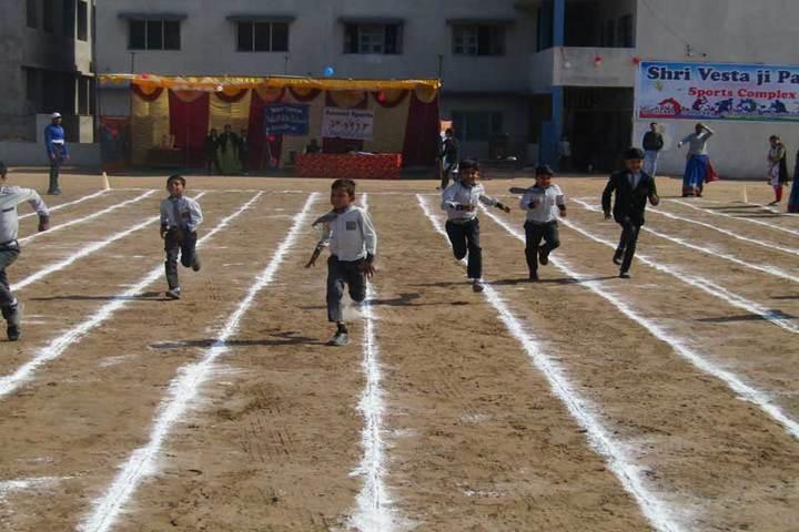 Patel Public School-Sports Day