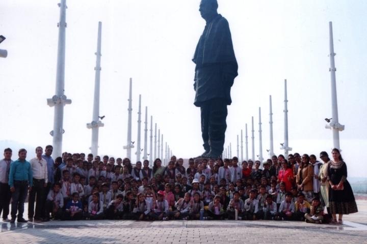 Patel Public School-Tour