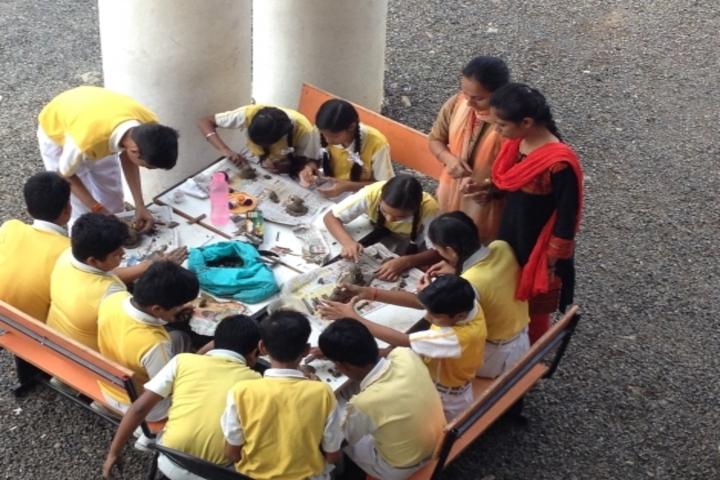 Patidar International School-Activity