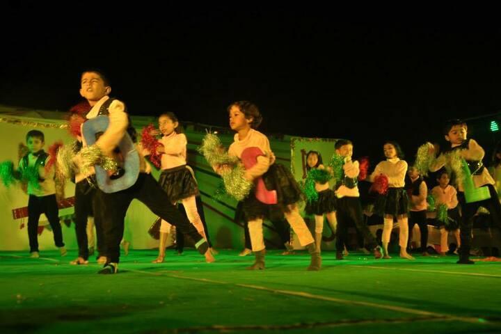 Patidar International School-Annual-Day
