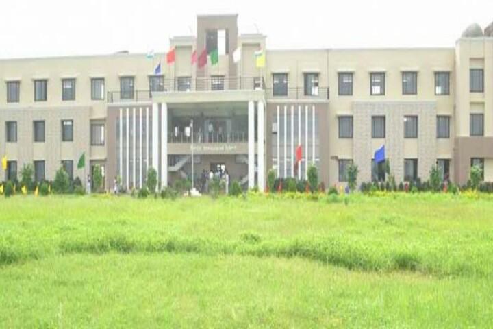 Patidar International School-Hole-Campus-View