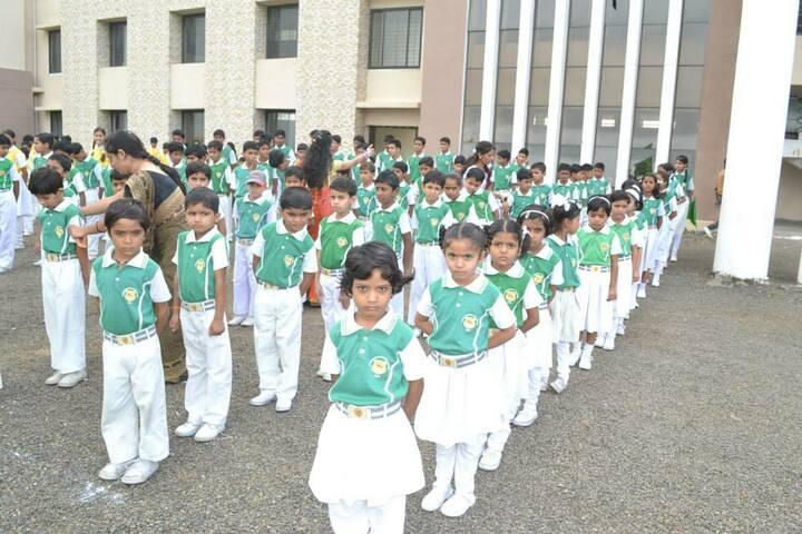 Patidar International School-Prayer-View