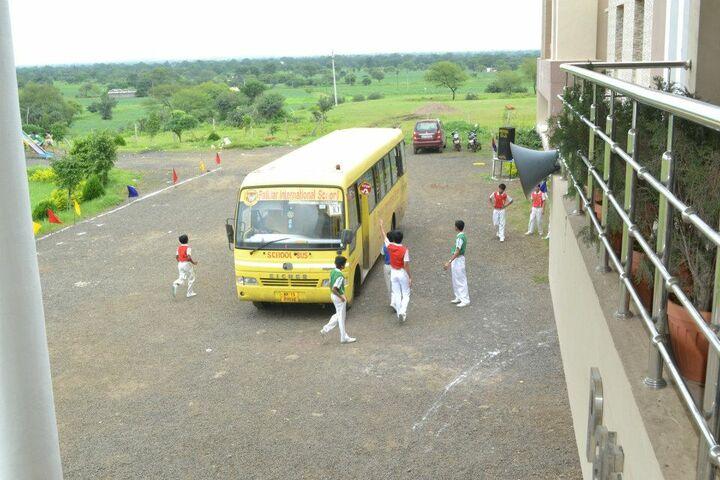 Patidar International School-Transports