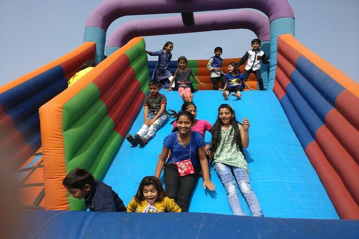 Patidar International School-Trip