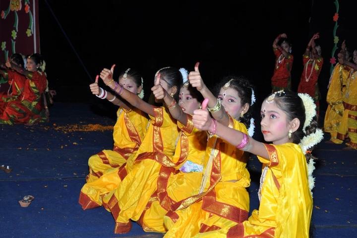 Patra Gurukul International School-Annual-Day