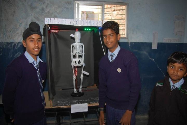 Patra Gurukul International School-Lab-Exhibition