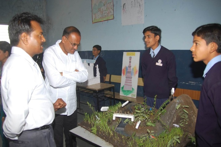 Patra Gurukul International School-Science-Fair