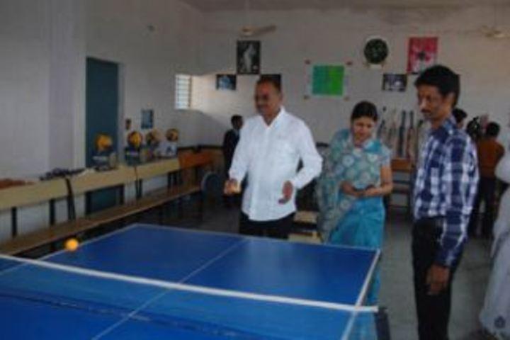 Patra Gurukul International School-Sports