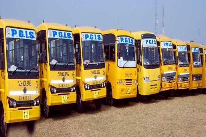 Patra Gurukul International School-Transports