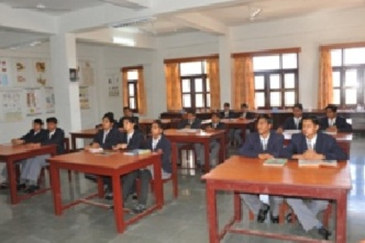 Patwa Academy For Education-Classroom
