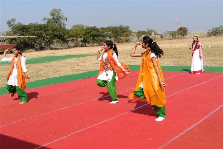 Patwa Academy For Education-Dance