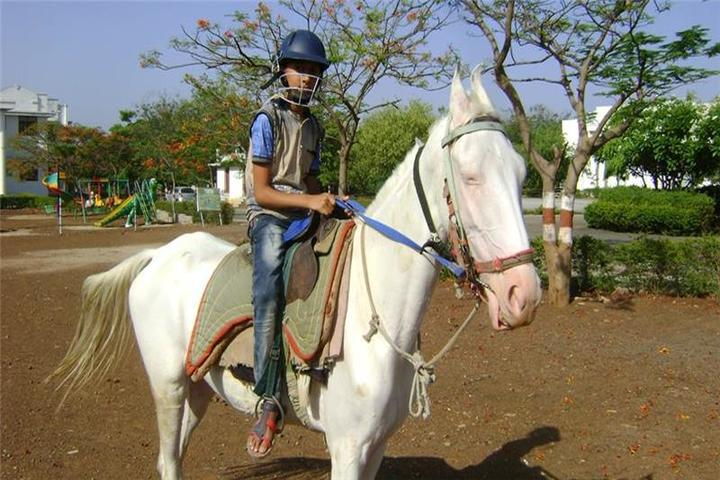Patwa Academy For Education-Horse-Riding
