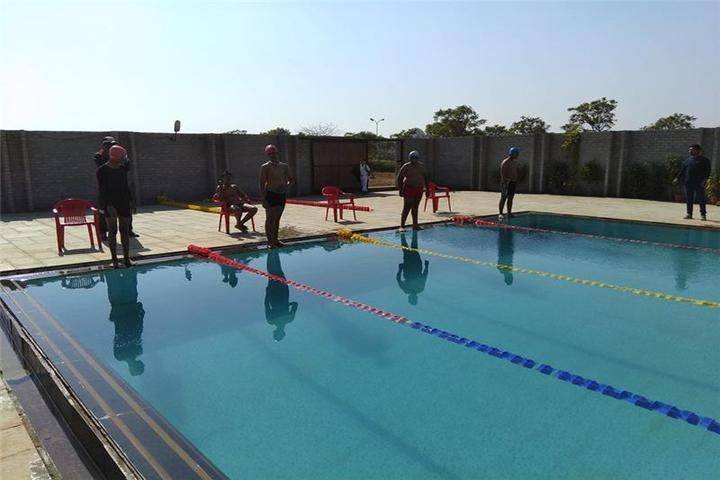 Patwa Academy For Education-Swimming-Pool