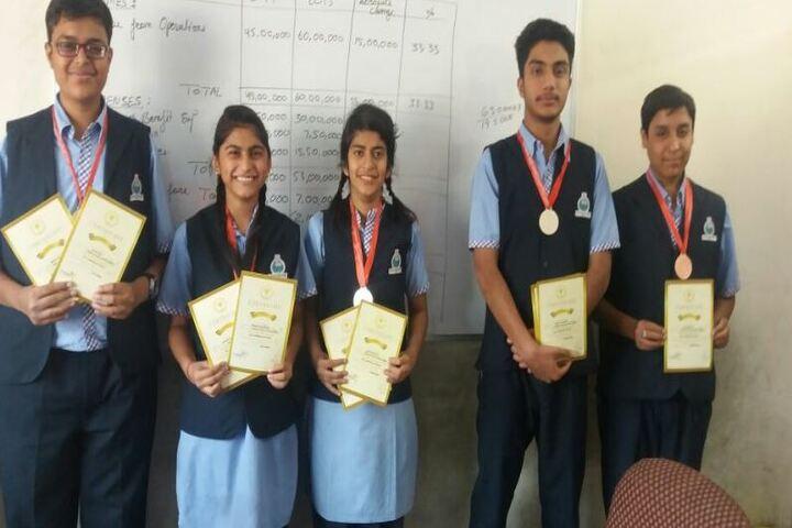 Peoples Public School-Achievement