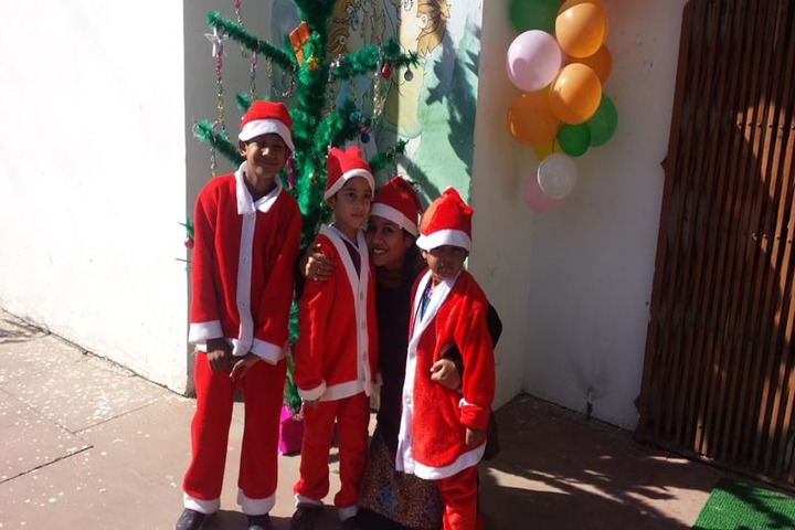 Peoples Public School-Christmas-Day