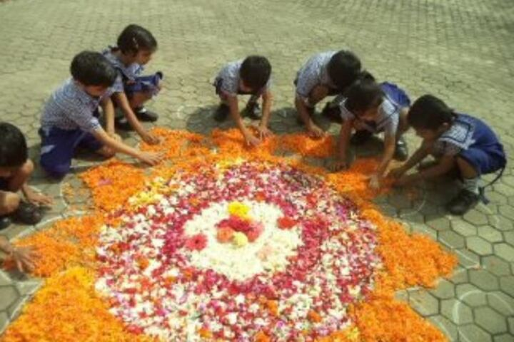 Peoples Public School-Onam-Celebration
