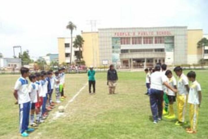 Peoples Public School-Play-Ground