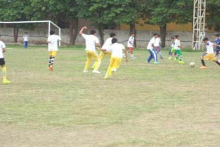 Peoples Public School-Sports