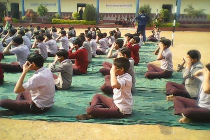 Perfect Academy-Yoga Day