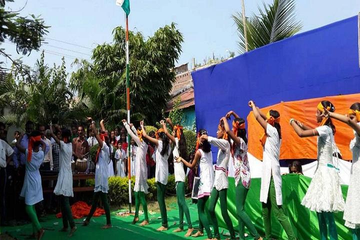 Bal Bharti Vidyalaya-Republic Day Program