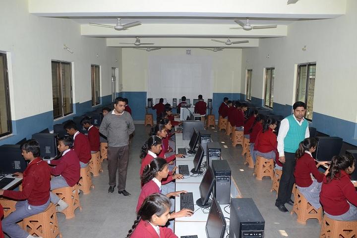 Bal Bharti Vidyalaya-IT Lab