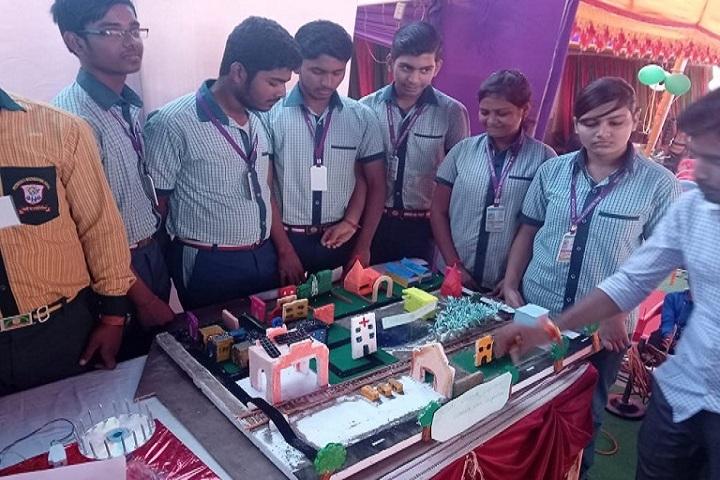 Bal Bharti Vidyalaya-Exhibition