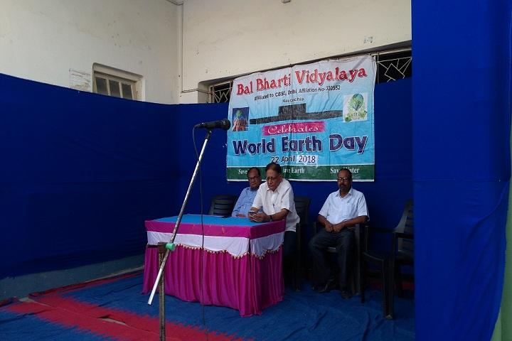 Bal Bharti Vidyalaya-World Earth day