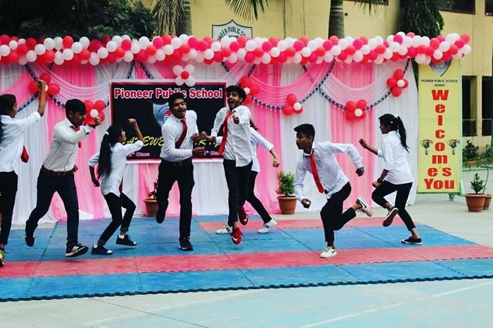 Pioneer Public School-Annual-Day