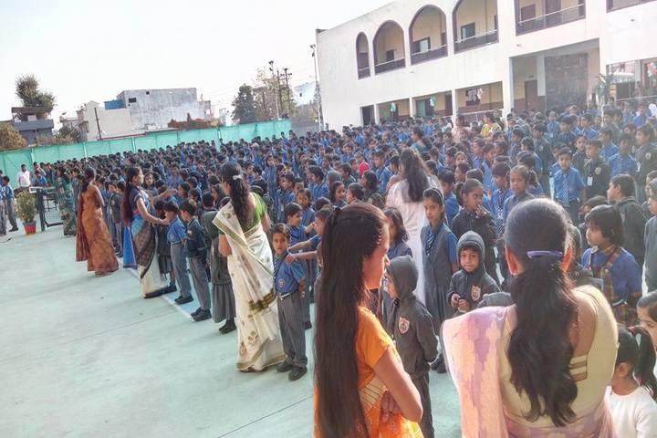 Pioneer Public School-Prayer-View1