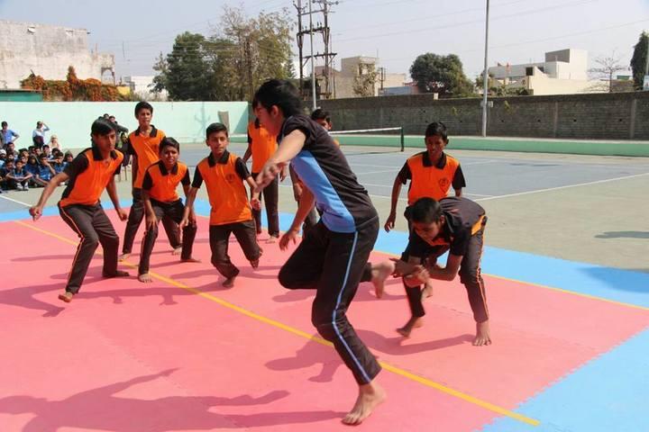 Pioneer Public School-Sports