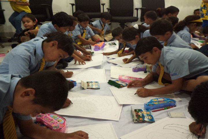 Podar International School-Arts And Craft