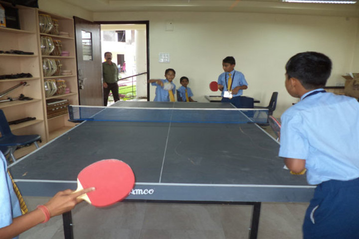 Podar International School-Indoor Games