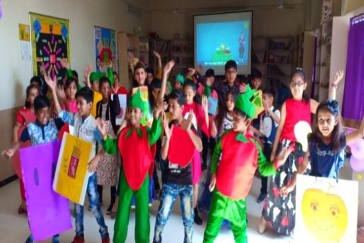 Podar International School-Activity1