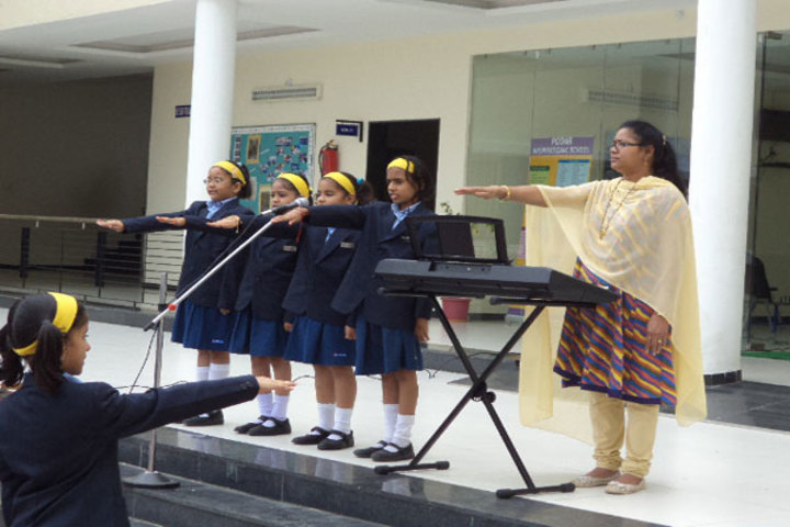 Podar International School-Music-Assembly