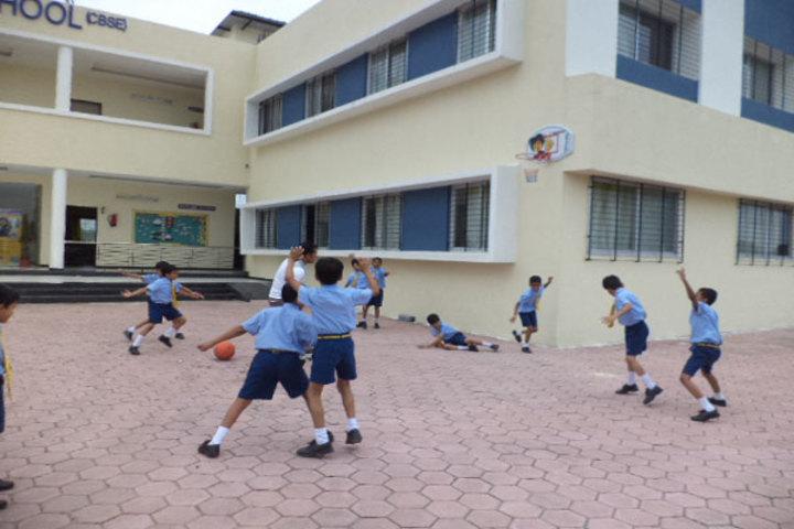 Podar International School-Play Area