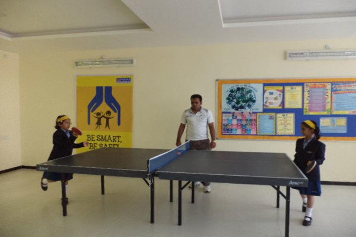 Podar International School-Indoor Games